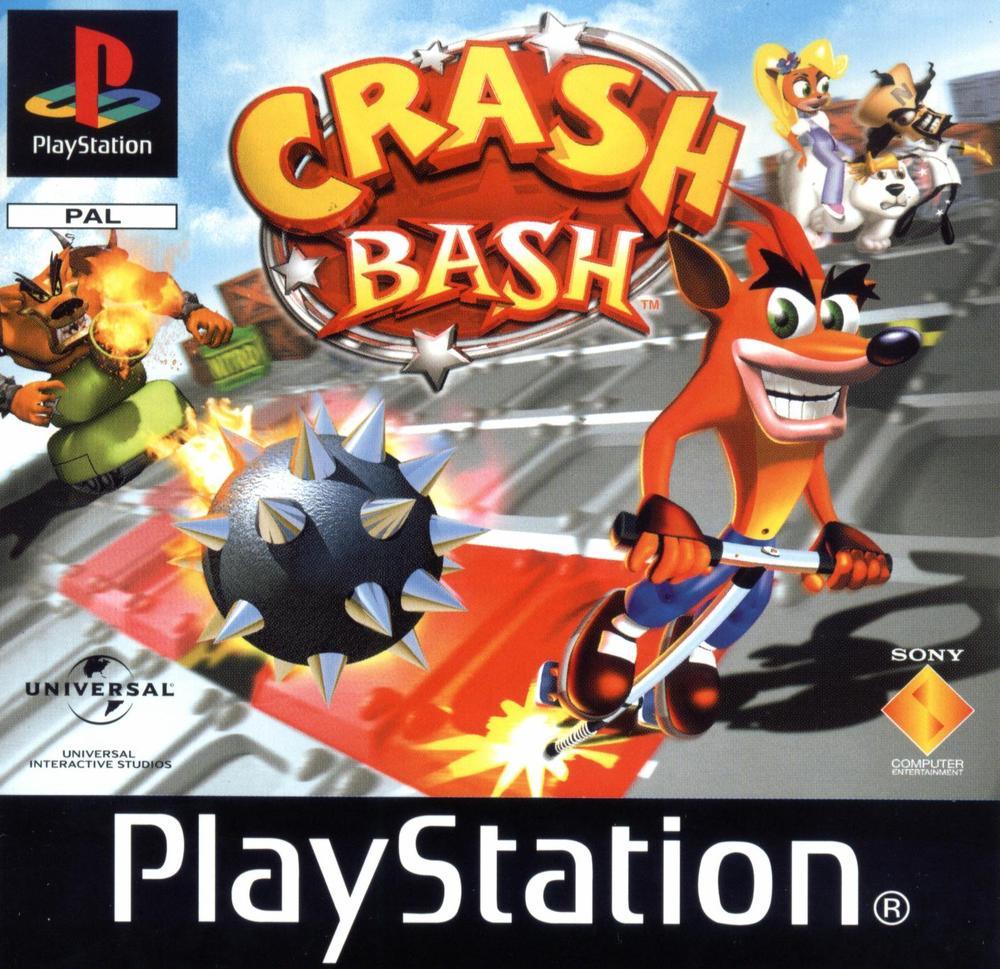 Which crash bash or crash bandicoot on  pornos video