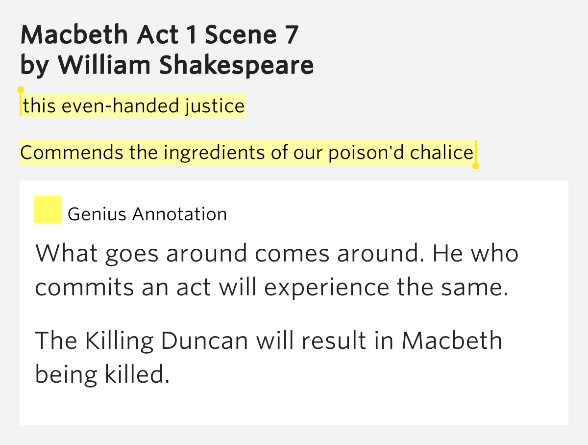 "justice in macbeth Lady macbeth cited in machete murder case wielded the machete or not she's a bit like lady macbeth,"" justice dixon said in the supreme court on tuesday."
