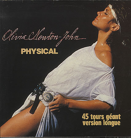Newton John Olivia Physical Olivia Newton-john – Physical