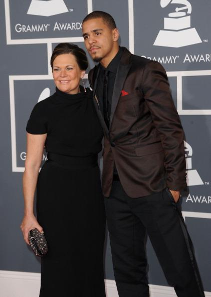 J Cole And His Mother Wish you could live forever