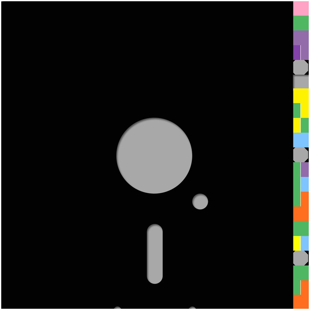 New Order Blue Monday 12 Quot Vinyl Single Cover Artwork