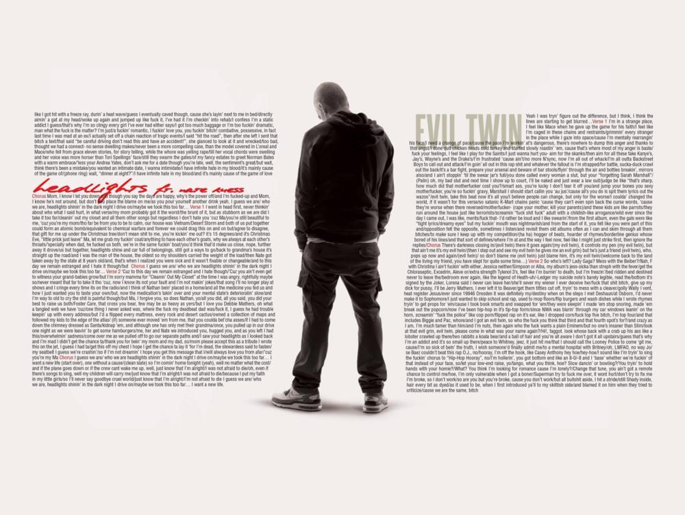 Eminem – The Marshal... Eminem Berzerk Lyrics