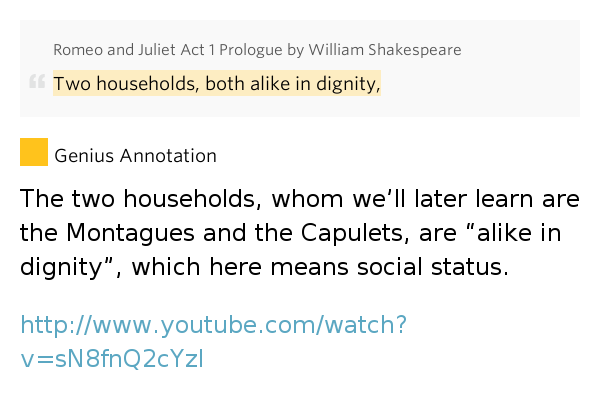 two households  both alike in    u2013 romeo and juliet act 1 prologue