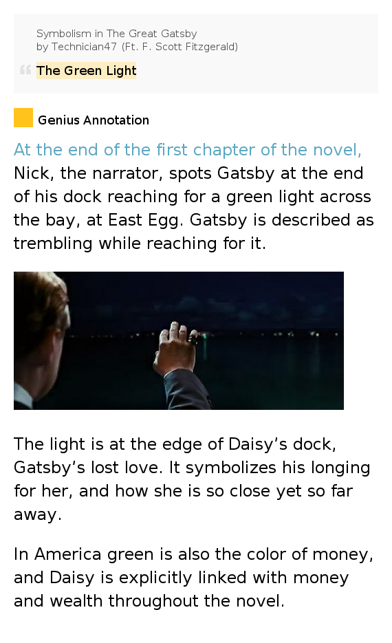 What Did Gatsby Do To Impress Daisy
