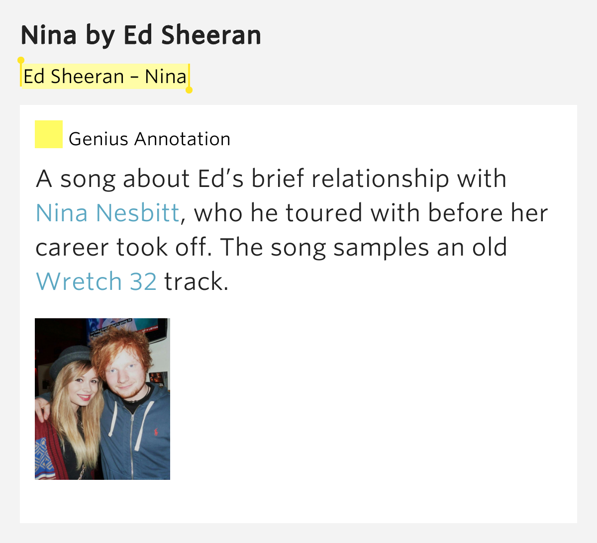 Ed Sheeran's relationship and love life history EXPOSED | OK
