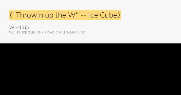 WC And The Maad Circle - Dress Code