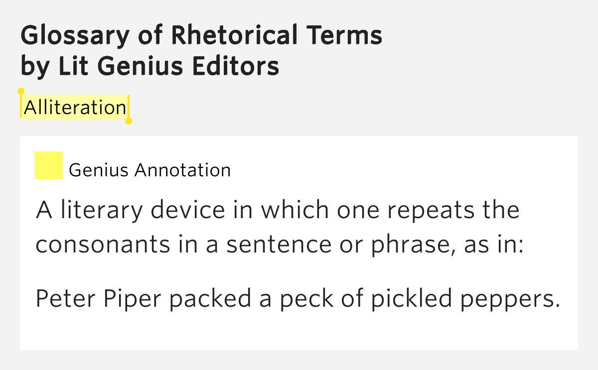 a glossary of rhetorical terms with Ap language and composition rhetorical terms & glossary abstract refers to language that describes concepts rather than concrete images ( ideas and qualities rather.
