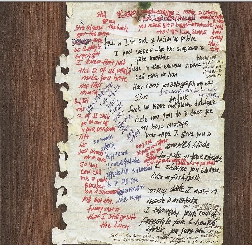Buy a paper chase lyrics