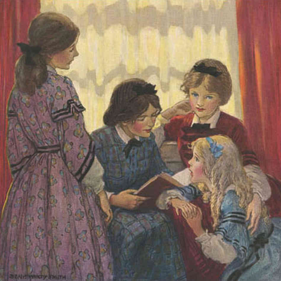 little women louisa may alcott essay