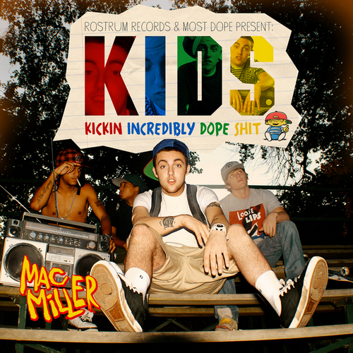 Mac Miller – K.I.D.S. Album Art Lyrics | Genius