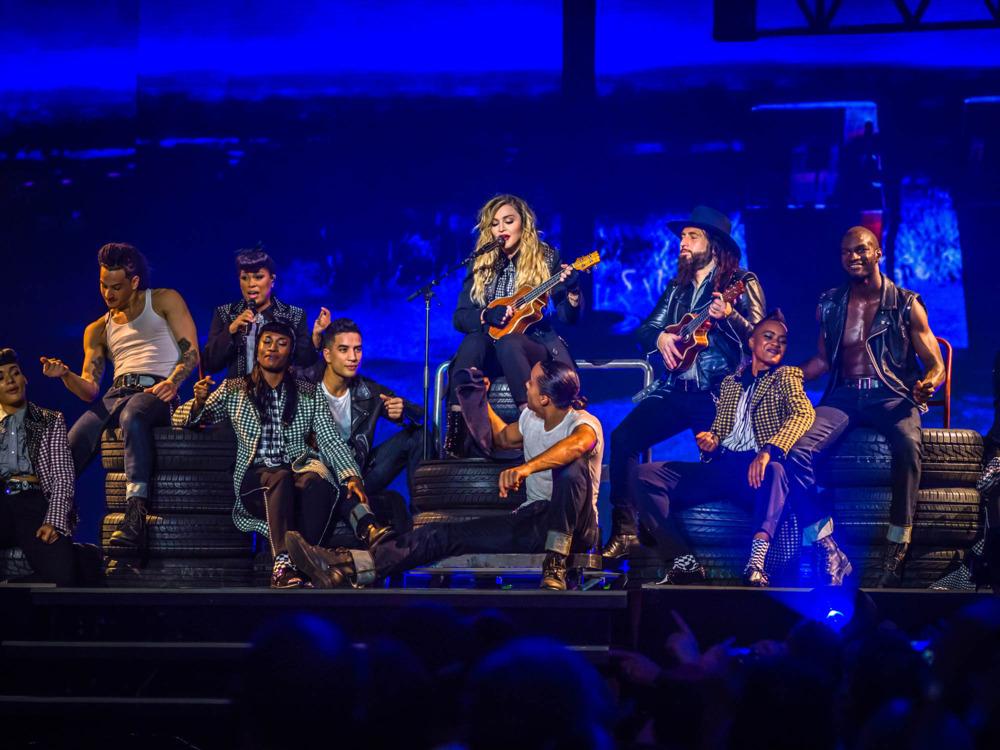 Rebel Heart Tour Setlist Madonna