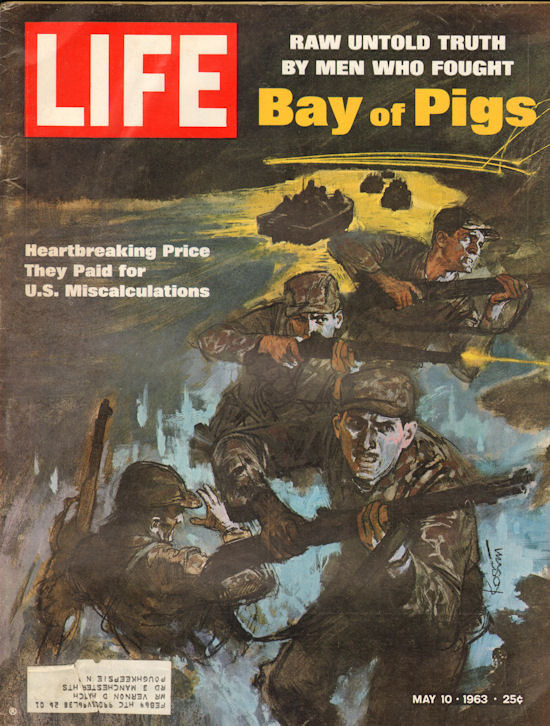 bay of pigs Explore the history and impact of the bay of pigs invasion of cuba, including its history and purpose examine the role of the cia and the united.