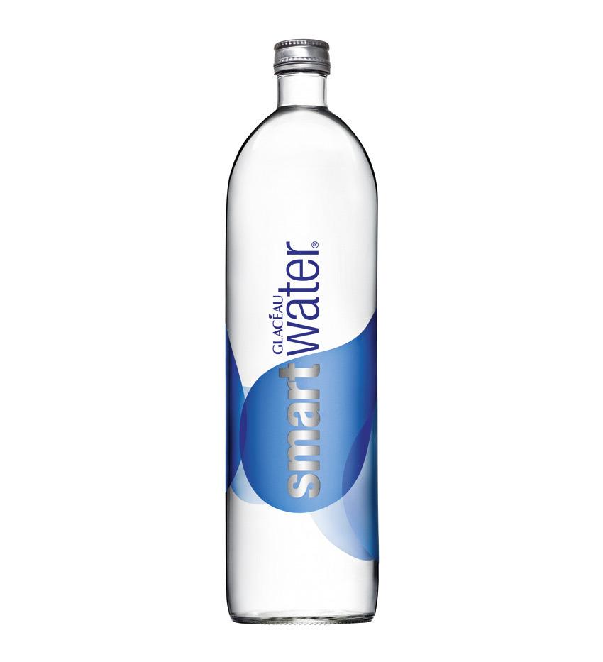 Smart Water Logo as Smart Water is Pure
