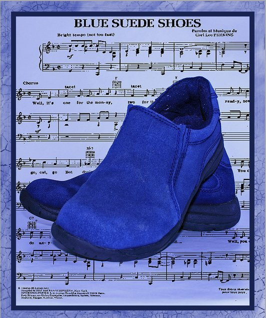 BLUE SUEDE SHOES CHORDS by Carl Perkins @ Ultimate …