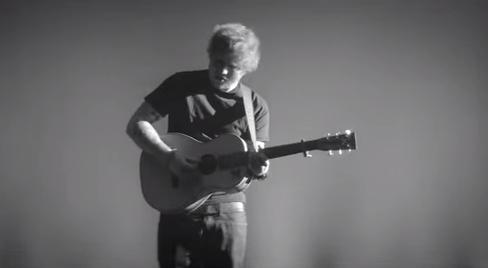 One     X Trackl...X Album Cover Ed Sheeran