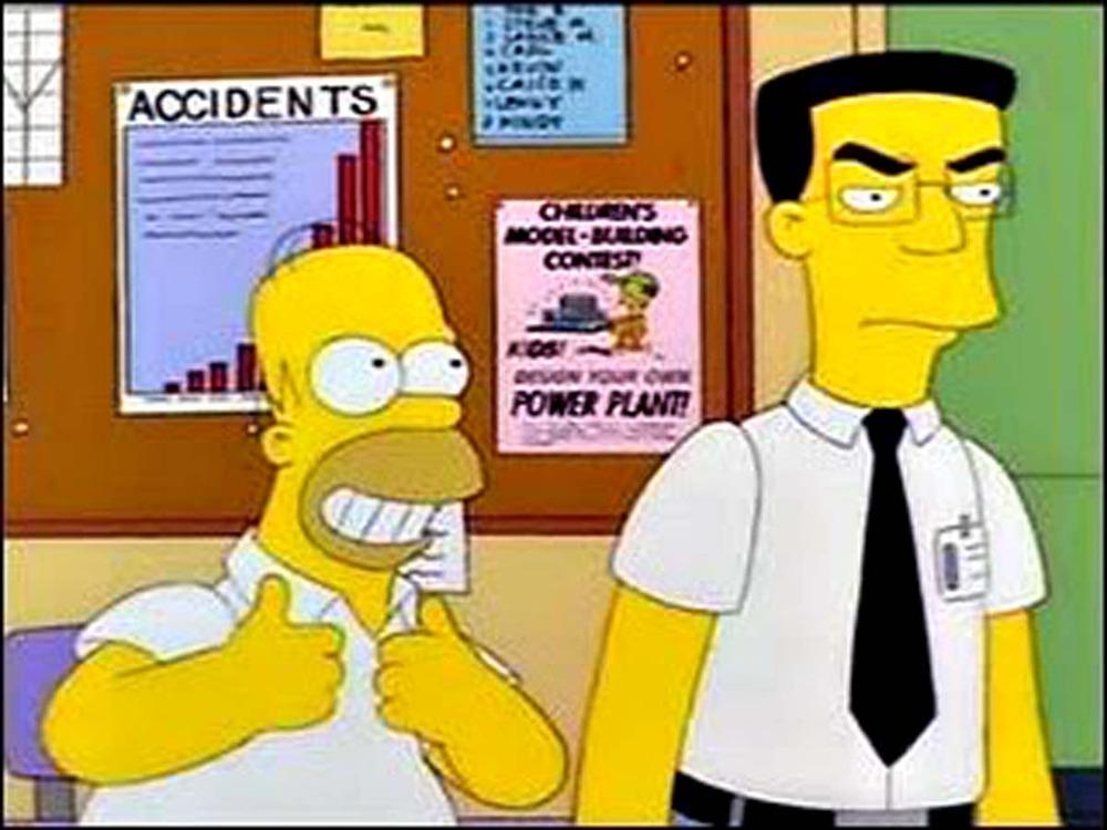 Homer Hot Dog S