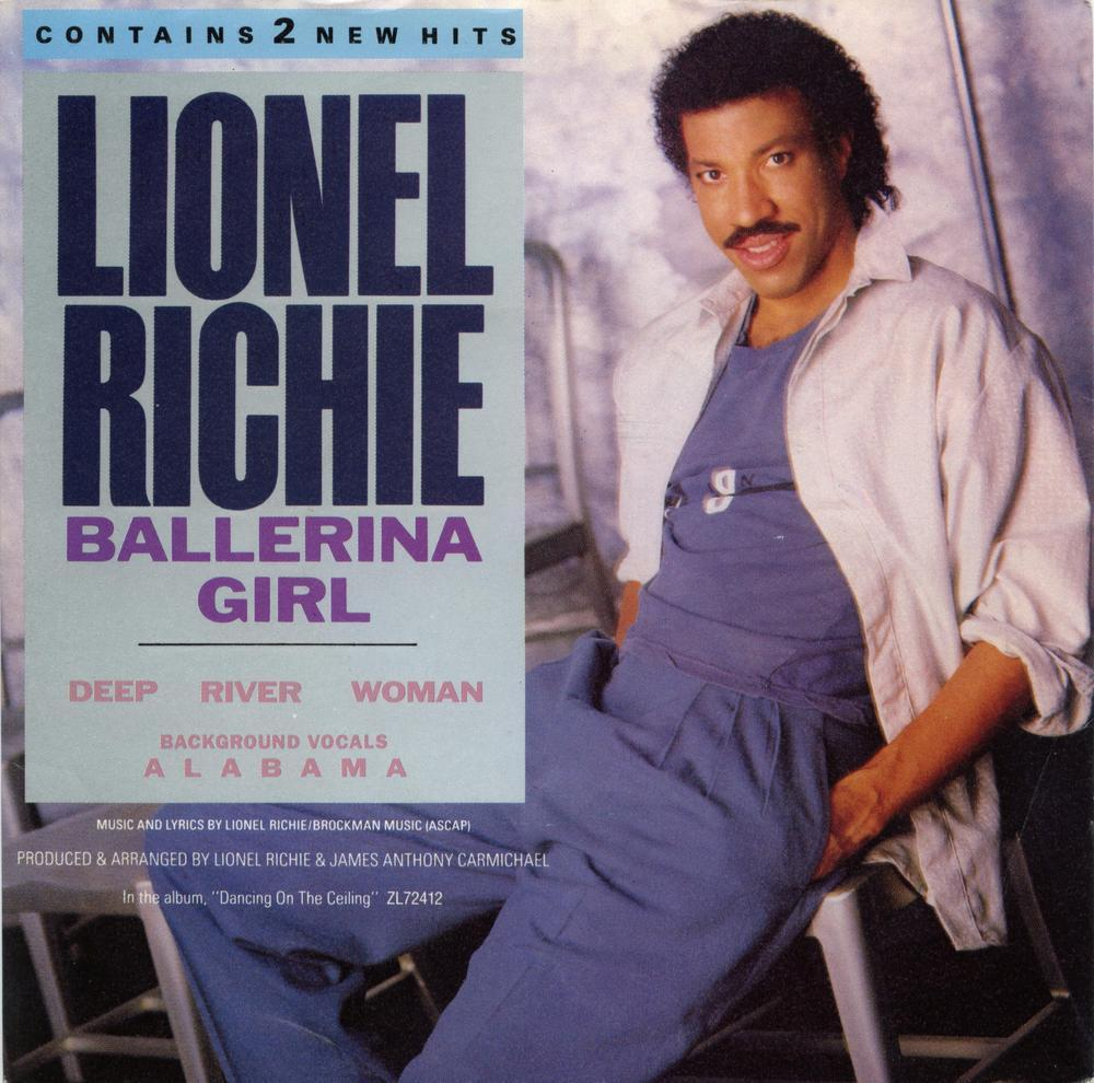 Lionel Richie & The Commodores - Ballerina Girl Lyrics ...