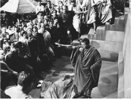 a contrast of effects between the speeches of brutus and mark antony Such a profound effect  brutus, mark antony and the citizens  influenced the way brutus and antony's speeches were received in julius caesar.