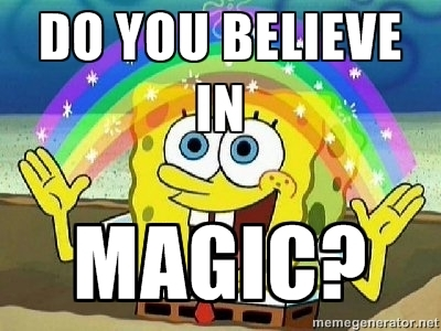 do you beleive in magic In do you believe in magic, medical expert paul a offit, md, offers a scathing exposé of the alternative medicine industry, revealing how even though so.