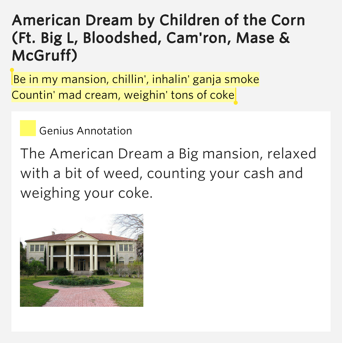the real meaning of the american dream Why the original meaning of the american dream is cropping up that utilized the american dream as a selling point real estate advertising especially.