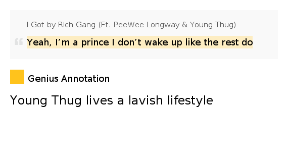 Lifestyle song lyrics rich gang