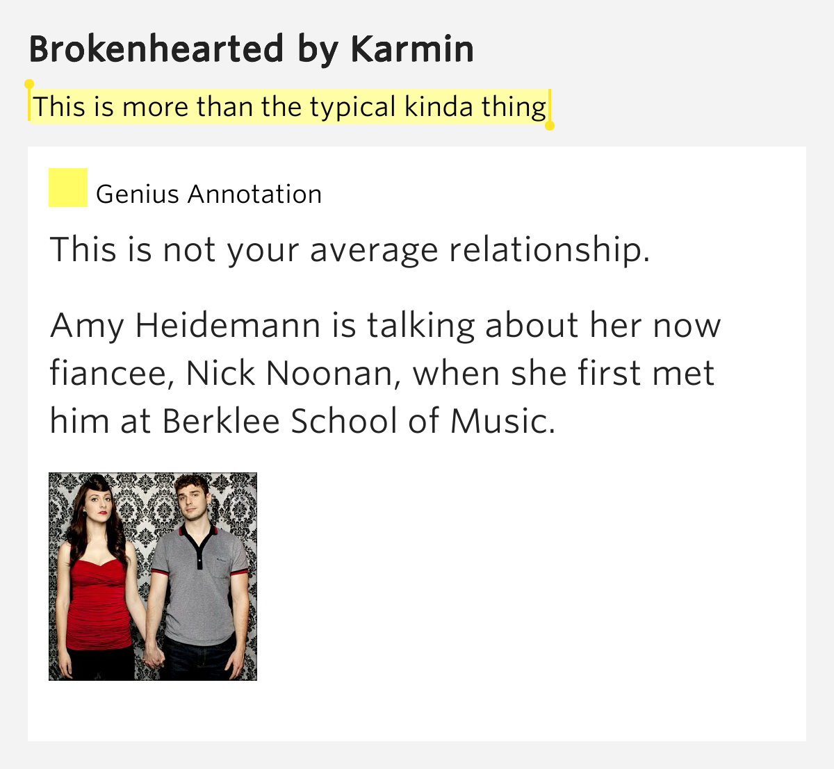 karmin amy and nick relationship help