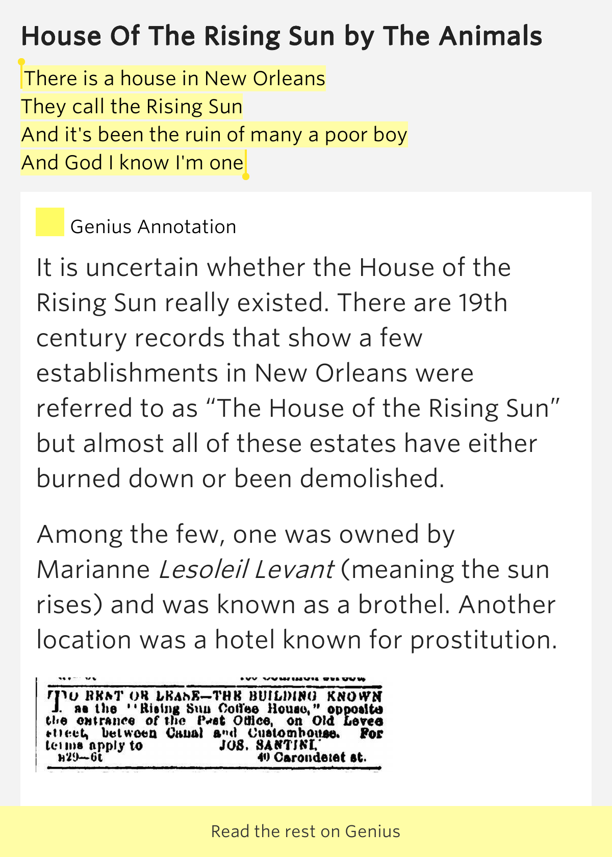 house of the rising sun meaning 28 images the house of ForWhat Is The Definition Of House Music