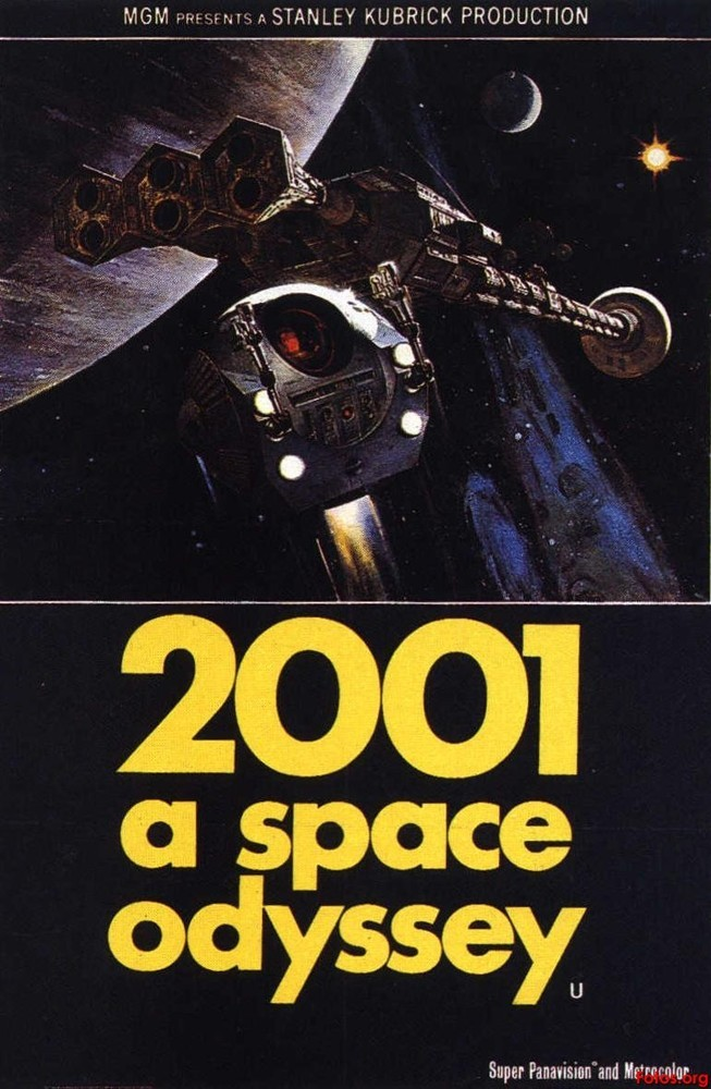 the influences of arthur clarke in a space odyssey Of the two interviews listed - with arthur clarke & marvin minsky  influences section of rescue party  2001 a space odyssey, novel,.
