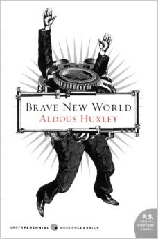 """aldous huxley brave new world The feelies, as readers of aldous huxley's """"brave new world"""" will remember, are movies taken to the next level: you sit in a seat equipped with special knobs, and when you grasp them the ."""