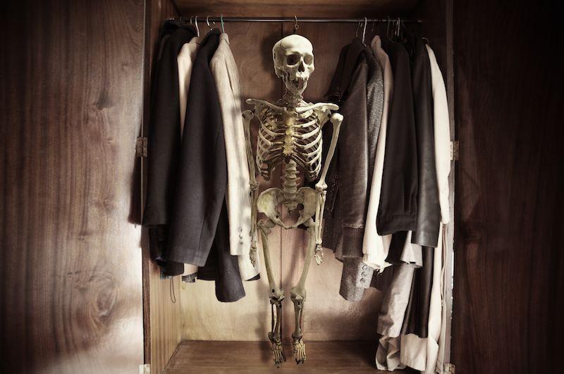 Skeleton in the Closet