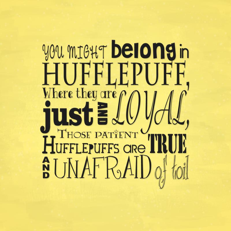 Helga Hufflepuff Song House of Helga Hufflepuff
