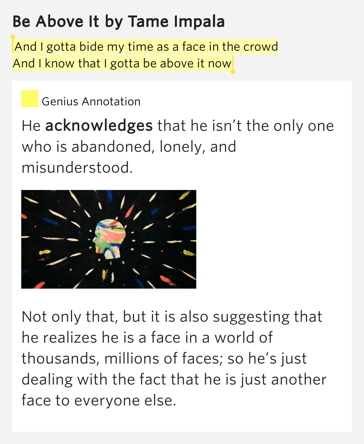 Joe Mungovan - Face in the Crowd Lyrics | Musixmatch