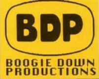 Boogie Down Productions Poetry / Elementary