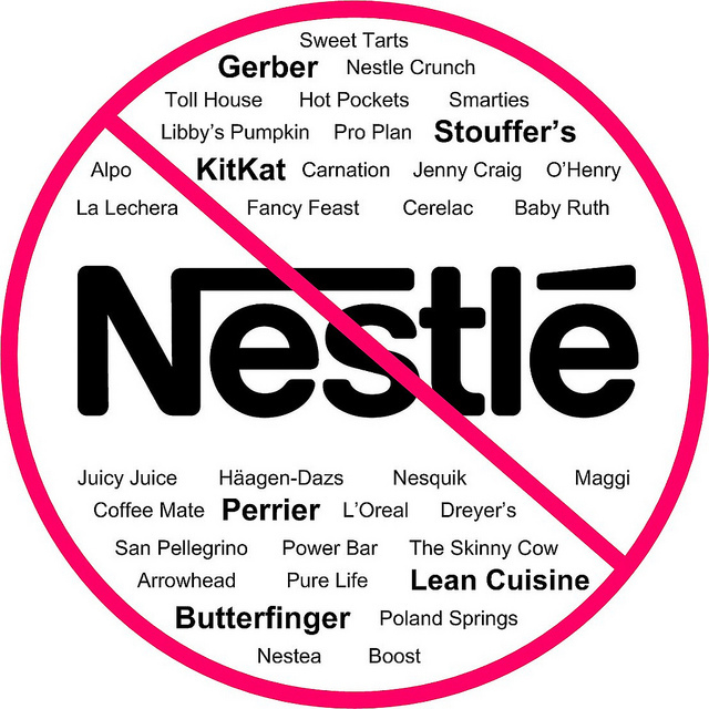 nestle unethical practise 17062004 tesco branded 'unfair and unethical'  the 'unfair and unethical trading  stronger statutory supermarket code of practice with an.