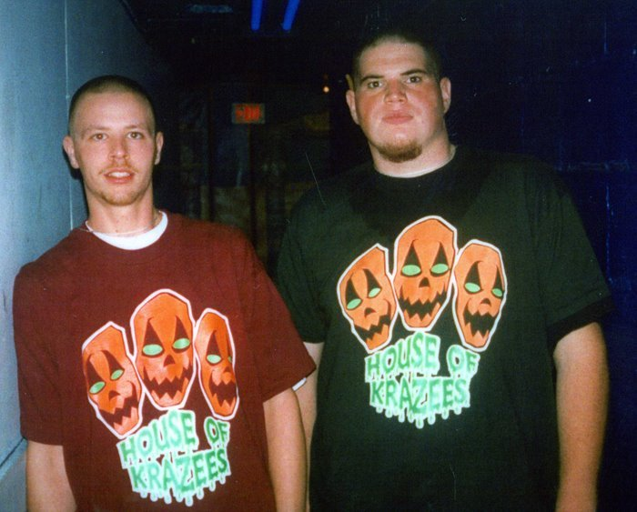 Twiztid without face paint