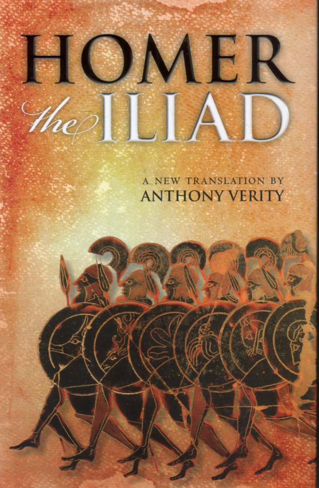 essays or discussions of the iliad by homer