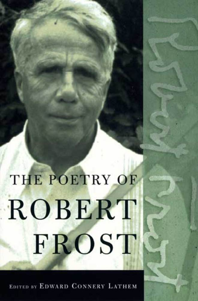 robert frost s directive Bloom considers frost a severe poet, savage and original in his primal vision this edition of bloom looks at frost's the death of the hired man, the oven bird, birches, design, and directive.