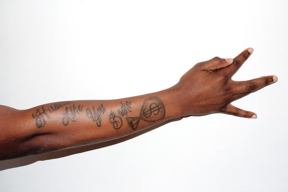 Kendrick Lamar Arm Tattoos Via Terry s Diary