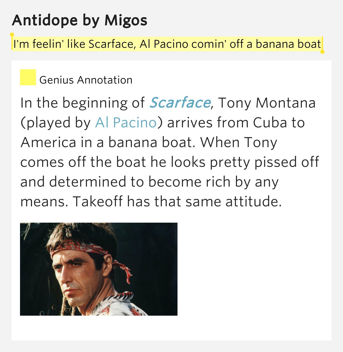 Migos Antidope Lyrics