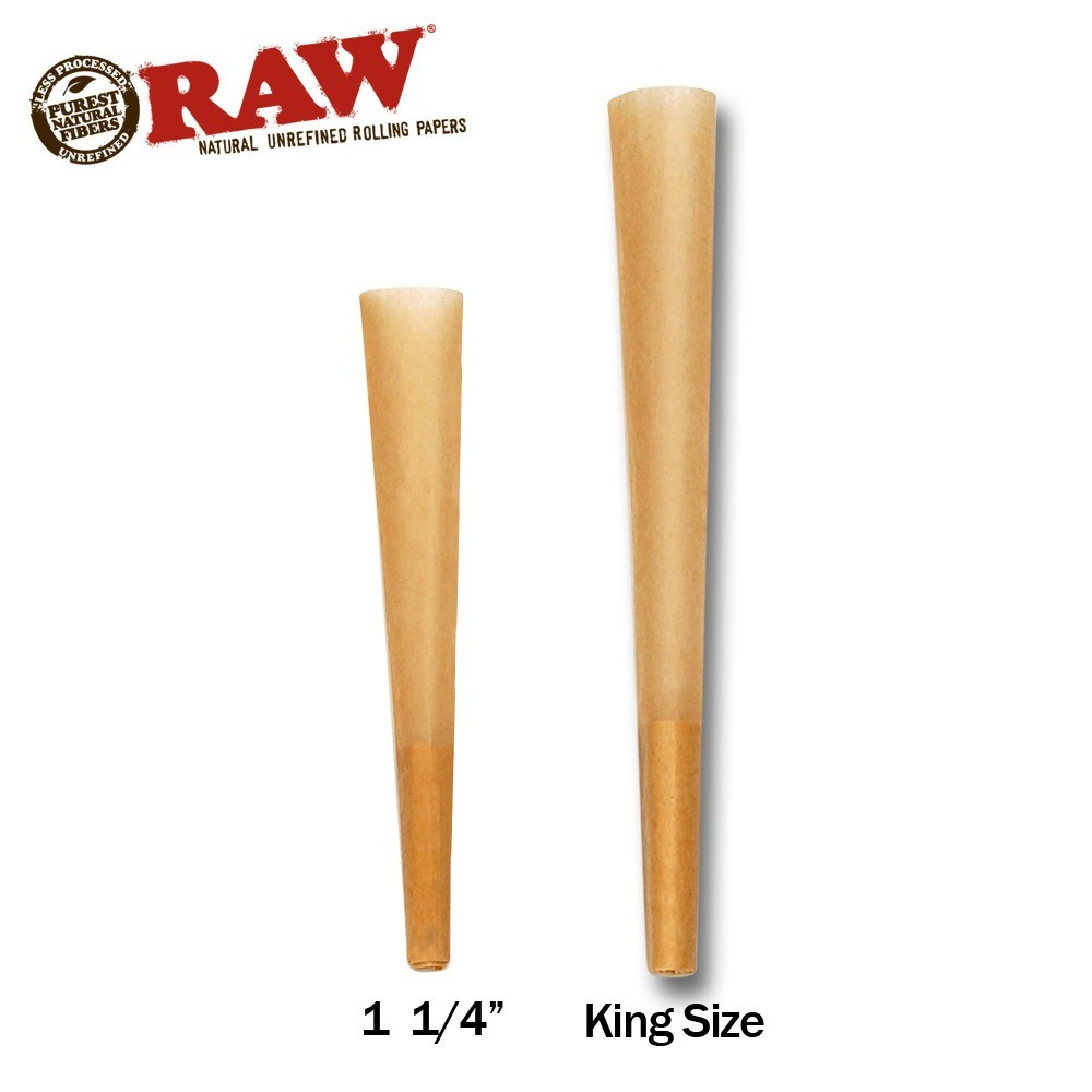 raw papers cones for sale