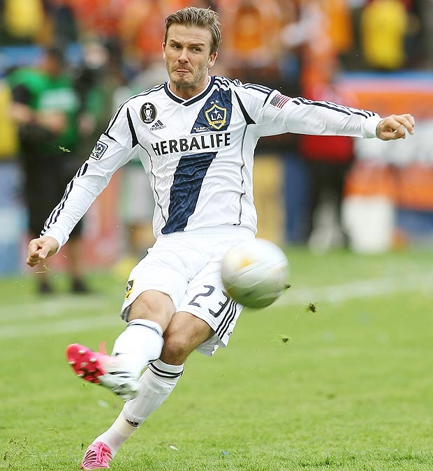 David Beckham, way I kick it like I'm.. – About The Money ...