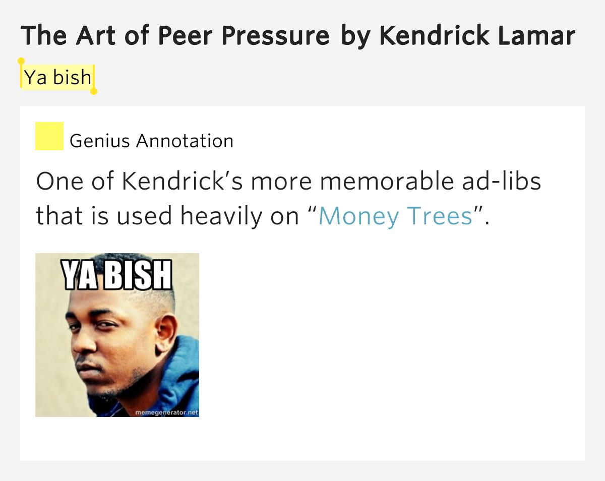 peer pressure is useful