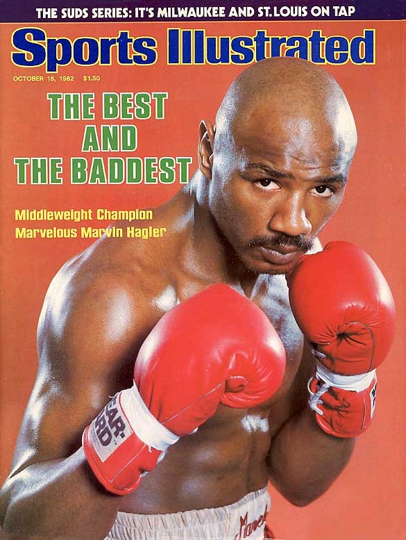 classic boxing poster