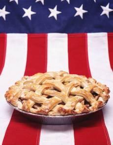 Don't everybody like the taste of apple pie ...