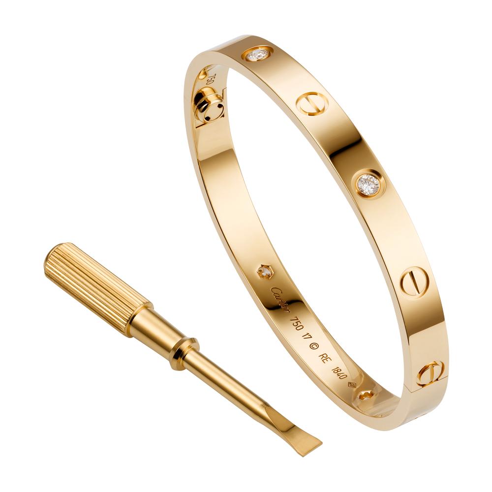 Cartier Bracelets For My Women Friends