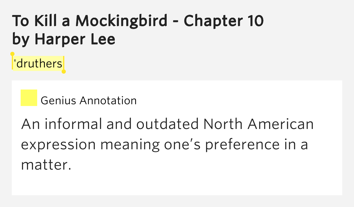 symbolism in to kill a mockingbird by Throughout the novel, mockingbirds symbolically represent innocent, defenseless beings, who bring peace and joy to the world in chapter 10, atticus explains to his children that it is considered.