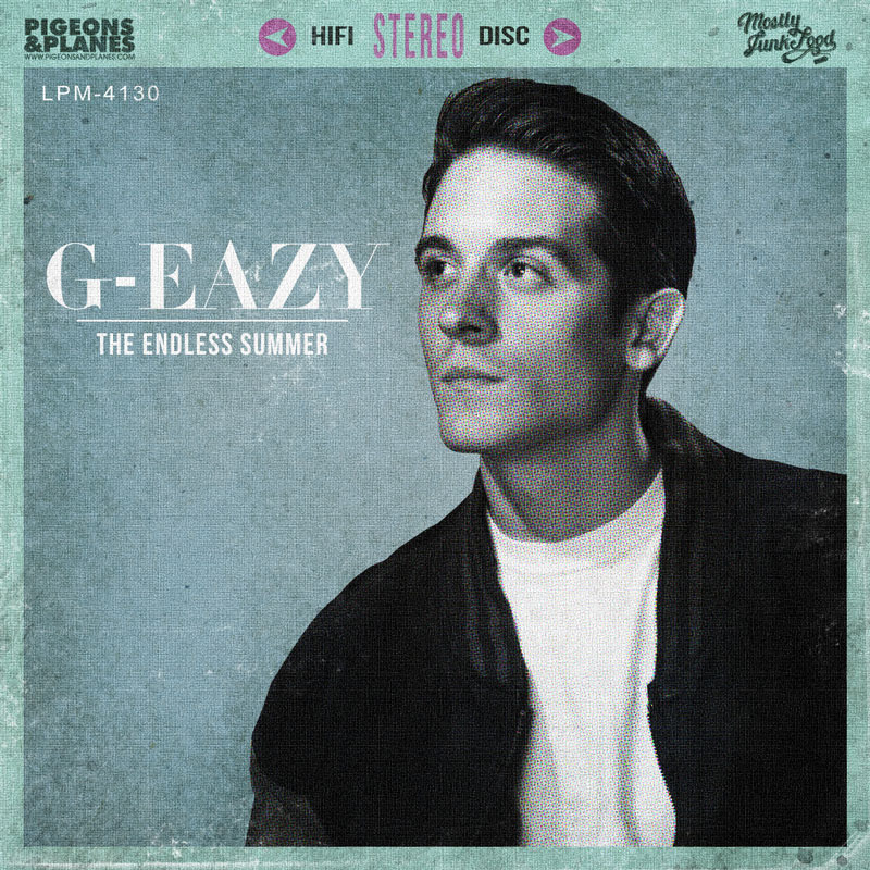 G-eazy is living life wildly  G Eazy Endless Summer