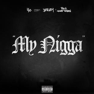 my nigga lyrics: