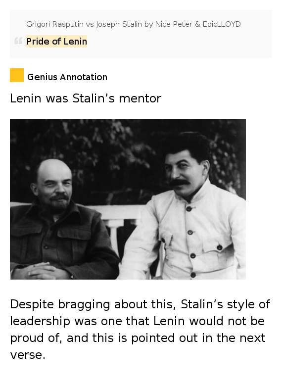 to what extent were joseph stalin s