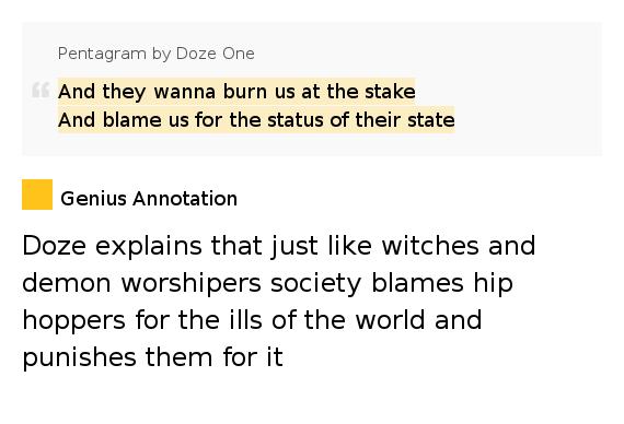 The stake lyrics